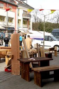 CvD Holzmanufaktur . Handwerkermarkt Potsdam-Rehbrücke